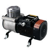 JUN-AIR Oil-less piston compressors