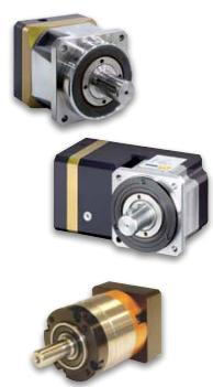Parker Gearheads and Gearmotors