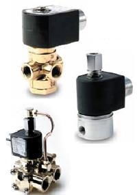 Parker Gold Ring valves