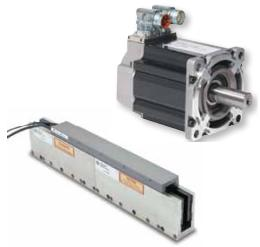 Parker Rotary and Linear Motors
