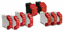 STI Safety systems and safety monitoring relays