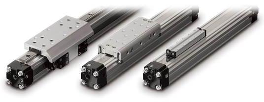 Tolomatic MXP Band Cylinders